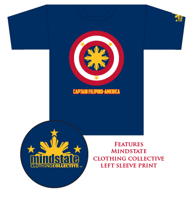 Captain America Shirt Womens